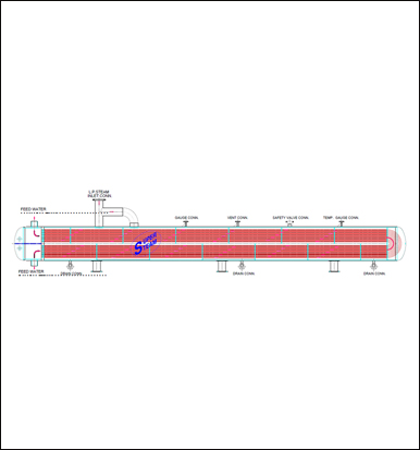 Steam Boilers, Boiler Pressure Part, Economiser, Fire Grates